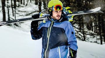 skikleding heren brunotti