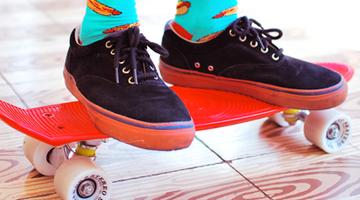 skate penny boards